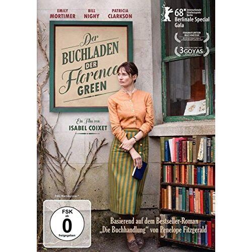 Emily Mortimer - Der Buchladen der Florence Green - Preis vom 08.05.2021 04:52:27 h