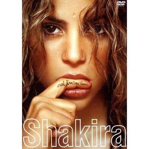 Nick Wickham - Shakira - Oral Fixation Tour [2 DVDs] - Preis vom 04.04.2020 04:53:55 h