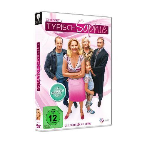 Carsten Meyer-Grohbrügge - Typisch Sophie - Alle 18 Folgen [4 DVDs] - Preis vom 20.10.2020 04:55:35 h