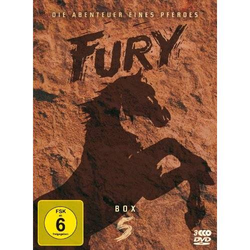 Ray Nazarro - Fury - Box 5 [3 DVDs] - Preis vom 05.05.2021 04:54:13 h