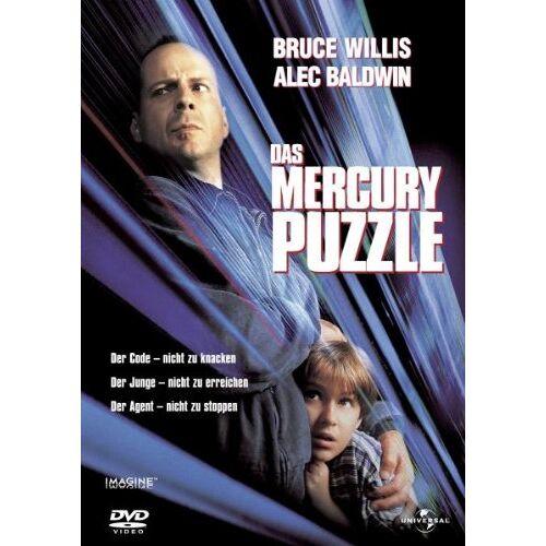 Becker Das Mercury Puzzle - Preis vom 18.10.2020 04:52:00 h