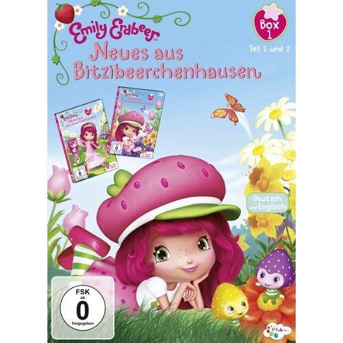 - Emily Erdbeer - Neues aus Bitzibeerchenhausen, Box 1 [2 DVDs] - Preis vom 03.09.2020 04:54:11 h