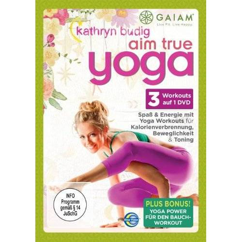 - Kathryn Budig - Aim True Yoga - Preis vom 18.10.2020 04:52:00 h