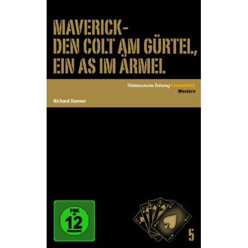 Richard Donner - Maverick - Den Colt am Gürtel, ein As im Ärmel - Preis vom 06.04.2021 04:49:59 h