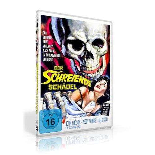 Alex Nicol - Der schreiende Schädel - Screaming Skull - Preis vom 10.05.2021 04:48:42 h