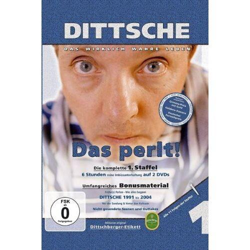 Olli Dittrich - Dittsche/Das perlt! - 1. Staffel/Folgen 01-11 [2 DVDs] - Preis vom 10.04.2021 04:53:14 h