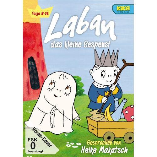 Alicja Jaworski - Laban, das kleine Gespenst - Folge 9-16 - Preis vom 27.02.2021 06:04:24 h