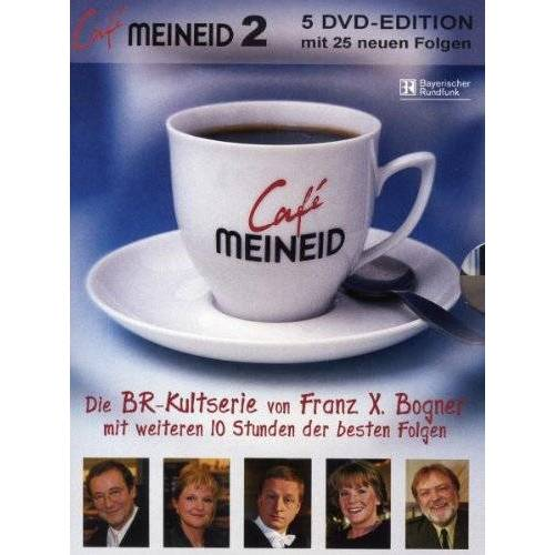 Erich Hallhuber - Café Meineid 2 (5 DVDs) - Preis vom 20.10.2020 04:55:35 h