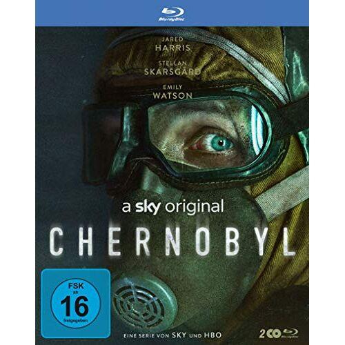 Johan Renck - Chernobyl [Blu-ray] - Preis vom 16.01.2021 06:04:45 h