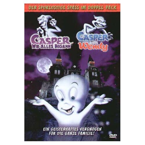 - Casper - Wie alles begann / Casper trifft Wendy [2 DVDs] - Preis vom 15.04.2021 04:51:42 h