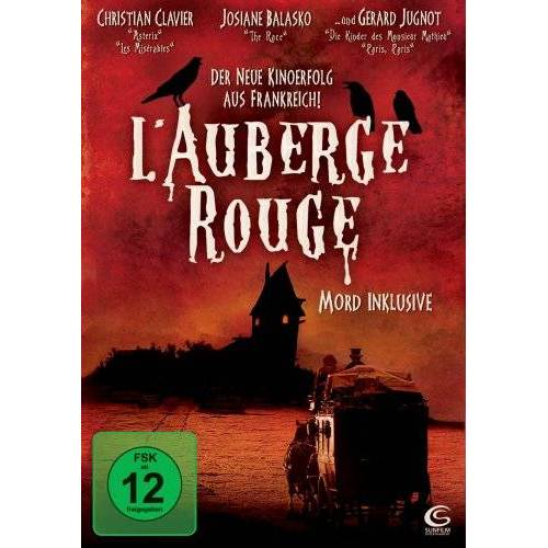 Gérard Krawczyk - L'Auberge rouge - Preis vom 18.10.2020 04:52:00 h