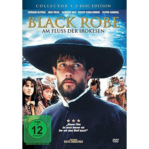 Bruce Beresford - Black Robe - Am Fluss der Irokesen - Collector's 2-Disc Edition [2 DVDs] - Preis vom 15.04.2021 04:51:42 h