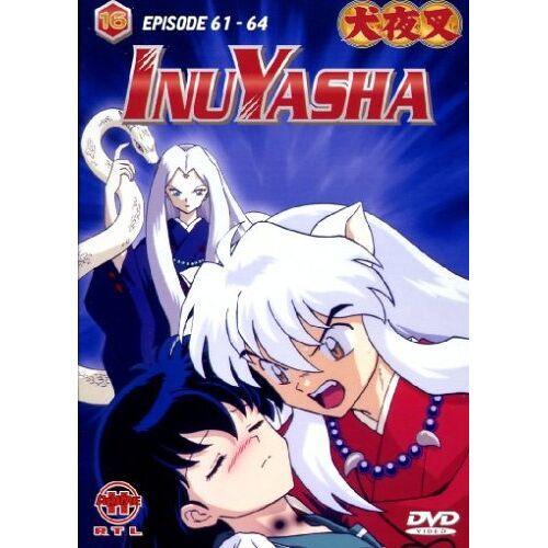 - InuYasha, Vol. 16, Episode 61-64 - Preis vom 25.02.2021 06:08:03 h