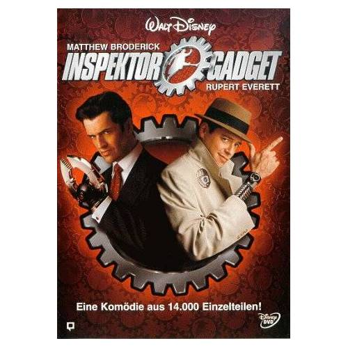 David Kellogg - Inspektor Gadget - Preis vom 09.05.2021 04:52:39 h