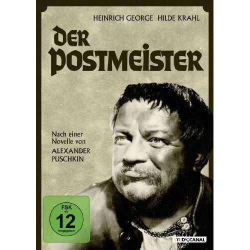 Gustav Ucicky - Der Postmeister - Preis vom 18.04.2021 04:52:10 h