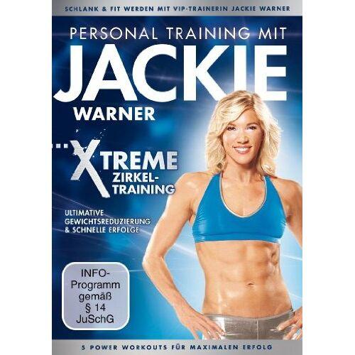 Jackie Warner - Personal Training mit Jackie Warner - Xtreme Zirkeltraining - Preis vom 21.04.2021 04:48:01 h