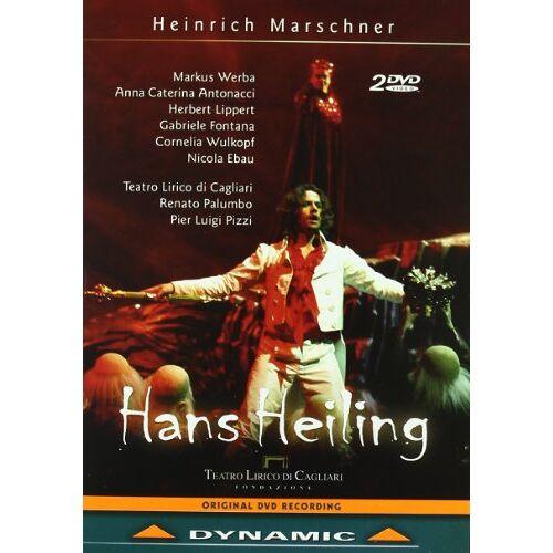 - Marschner, Heinrich - Hans Heiling [2 DVDs] - Preis vom 18.04.2021 04:52:10 h