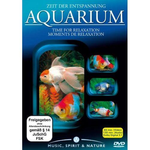 Various - Aquarium - Zeit der Entspannung - Preis vom 05.05.2021 04:54:13 h