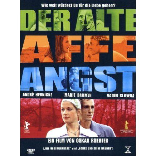 Oskar Roehler - Der alte Affe Angst - Preis vom 06.04.2020 04:59:29 h