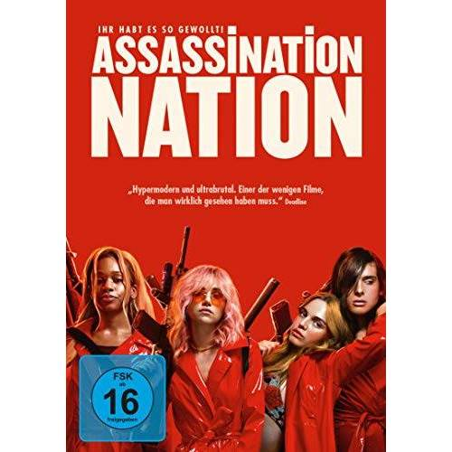Sam Levinson - Assassination Nation - Preis vom 12.05.2021 04:50:50 h