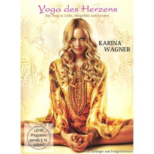 Karina Wagner - Yoga des Herzens - Preis vom 18.09.2019 05:33:40 h