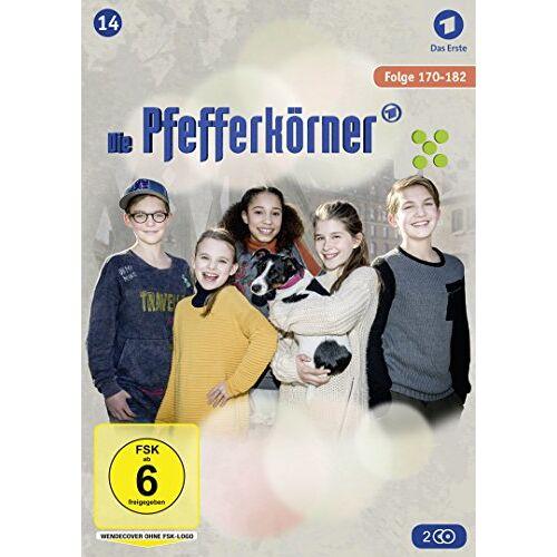 Daniel Drechsel-Grau - Die Pfefferkörner - Staffel 14 (2 DVDs) - Preis vom 20.10.2020 04:55:35 h
