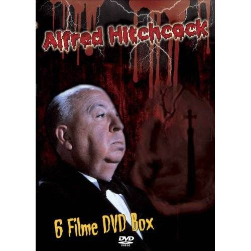 Alfred Hitchcock - Alfred Hitchcock Box [3 DVDs] - Preis vom 20.10.2020 04:55:35 h