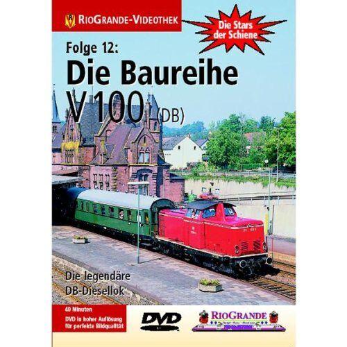 Die Baureihe V 100 - Stars der Schiene 12: Die Baureihe V100 - Preis vom 03.09.2020 04:54:11 h