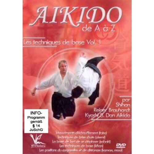 Mario Masberg - Shihan Reiner Brauhardt Kyoshi - Aikido de A a Z Les techniques Vol. 1 - Preis vom 06.03.2021 05:55:44 h