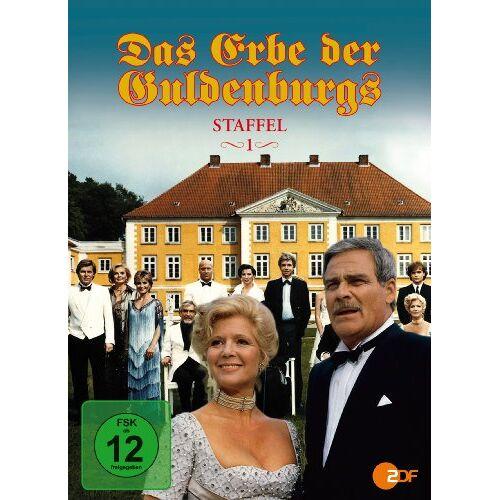 Gero Erhardt - Das Erbe der Guldenburgs - Staffel 1 [4 DVDs] - Preis vom 18.04.2021 04:52:10 h