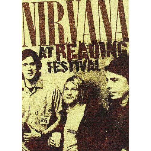 Nirvana - Nirvana at Reading Festival - Preis vom 24.01.2021 06:07:55 h