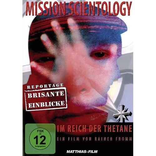 Dr. Rainer Fromm - Mission Scientology - Preis vom 18.04.2021 04:52:10 h
