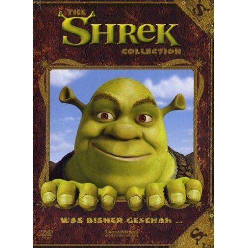 Andrew Adamson - Shrek / Shrek 2 [2 DVDs] - Preis vom 06.03.2021 05:55:44 h