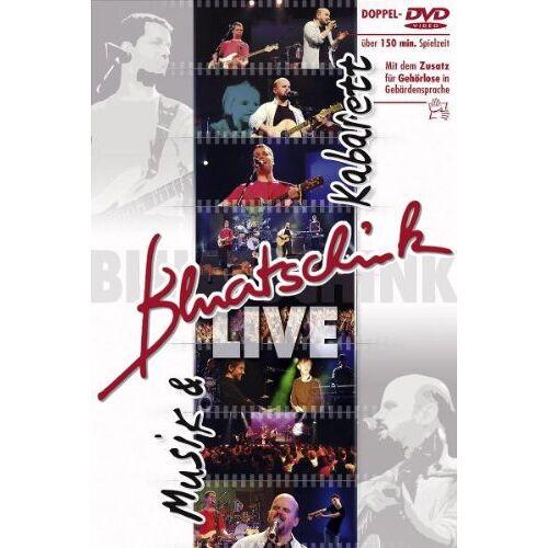 - Bluatschink - Musik & Kabarett: Live [2 DVDs] - Preis vom 26.02.2021 06:01:53 h