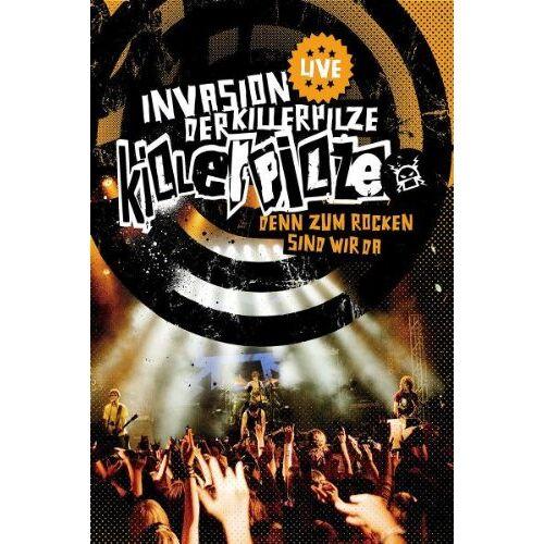 Killerpilze - Invasion der Killerpilze Live - Preis vom 20.10.2020 04:55:35 h