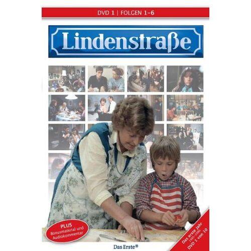 Herwig Fischer - Lindenstraße - DVD 01 (Folge 1 - 6) - Preis vom 14.04.2021 04:53:30 h