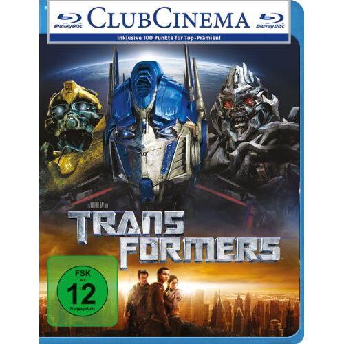 Michael Bay - Transformers [Blu-ray] - Preis vom 02.08.2020 04:49:49 h