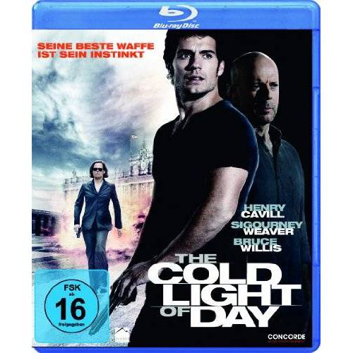 Mabrouk El Mechri - The Cold Light of Day [Blu-ray] - Preis vom 13.05.2021 04:51:36 h