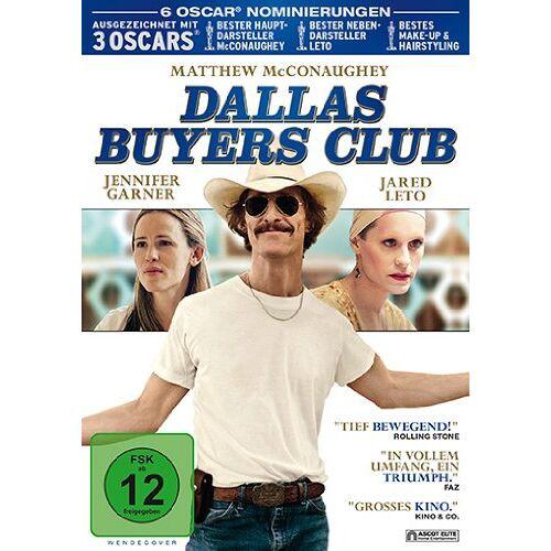 Marc Dallas Buyers Club - Preis vom 17.04.2021 04:51:59 h