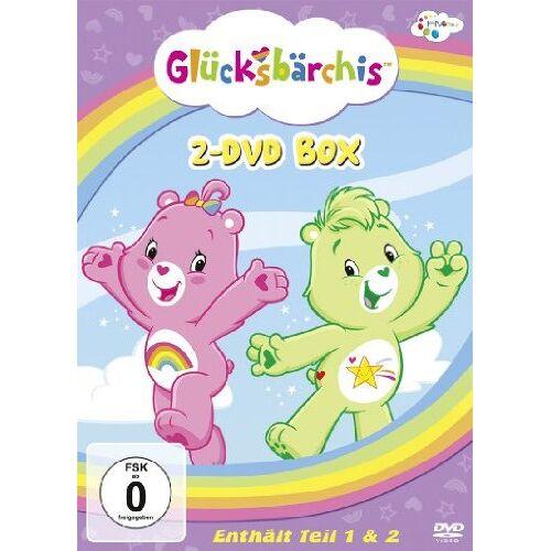 Davis Doi - Glücksbärchis - Teil 1&2 [2 DVDs] - Preis vom 25.02.2021 06:08:03 h