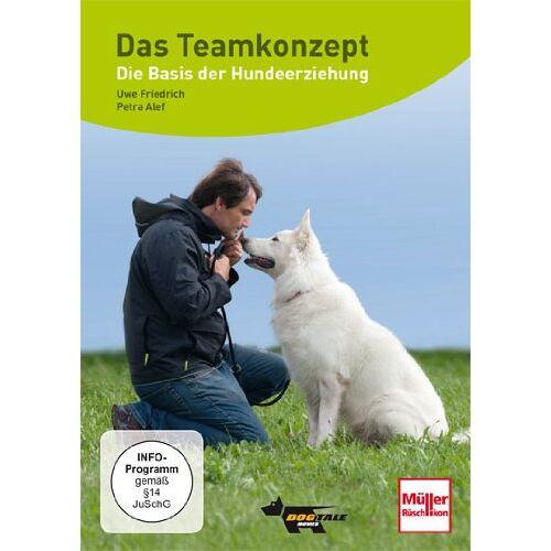 - Das Teamkonzept mit Uwe Friedrich: Die Basis der Hundeerziehung - Preis vom 06.04.2020 04:59:29 h