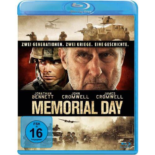 Sam Fischer - Memorial Day [Blu-ray] - Preis vom 15.05.2021 04:43:31 h