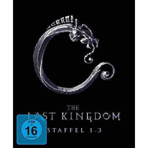 Erik Leijonborg - The Last Kingdom - Staffel 1-3 [Blu-ray] - Preis vom 05.03.2021 05:56:49 h
