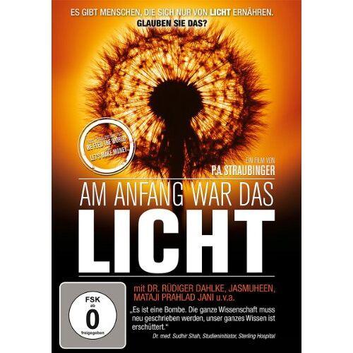 P. A. Straubinger - Am Anfang war das Licht - Preis vom 23.02.2021 06:05:19 h