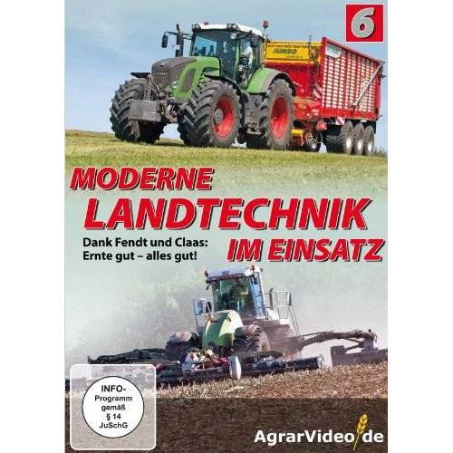 - Moderne Landtechnik im Einsatz - Teil 6 - Preis vom 23.02.2021 06:05:19 h