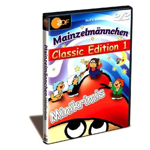 - Mainzelmännchen Minikrimis - Preis vom 05.09.2020 04:49:05 h