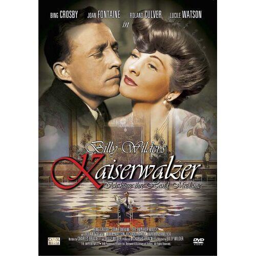 Billy Wilder - Kaiserwalzer (Ich küsse ihre Hand, Madame) - Preis vom 15.04.2021 04:51:42 h