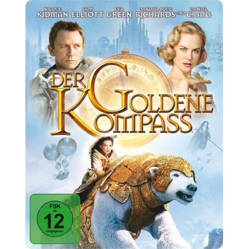 Chris Weitz - Der Goldene Kompass Steelbook [Blu-ray] - Preis vom 17.01.2020 05:59:15 h
