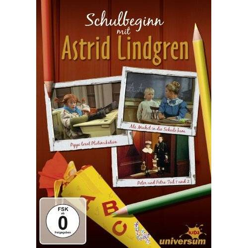 Olle Hellbom - Schulbeginn mit Astrid Lindgren - Preis vom 09.04.2021 04:50:04 h