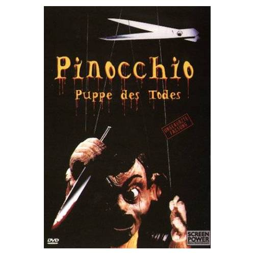 Tenney, Kevin S. - Pinocchio - Puppe des Todes - Preis vom 25.02.2021 06:08:03 h